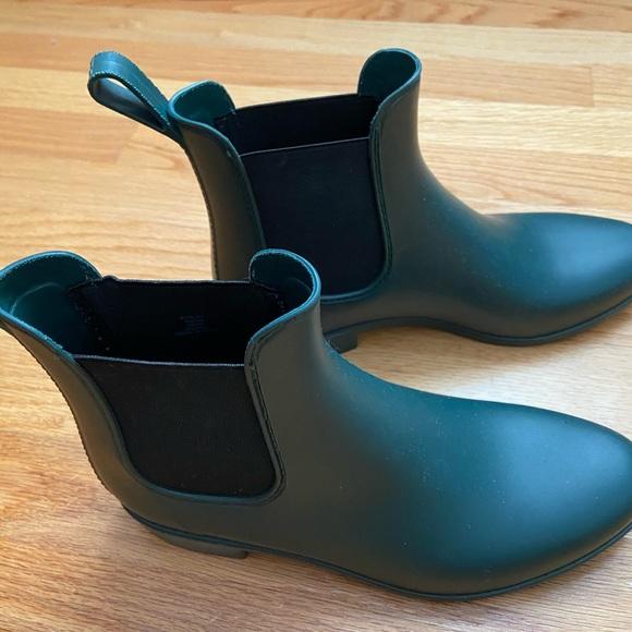 J Crew Mercantile Chelsea Rain Boots